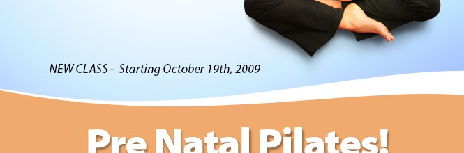 Poster: Pre-Natal Pilates